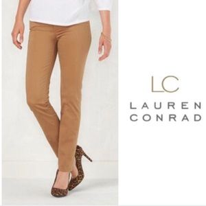 LC Lauren Conrad Skinny Ankle Pants